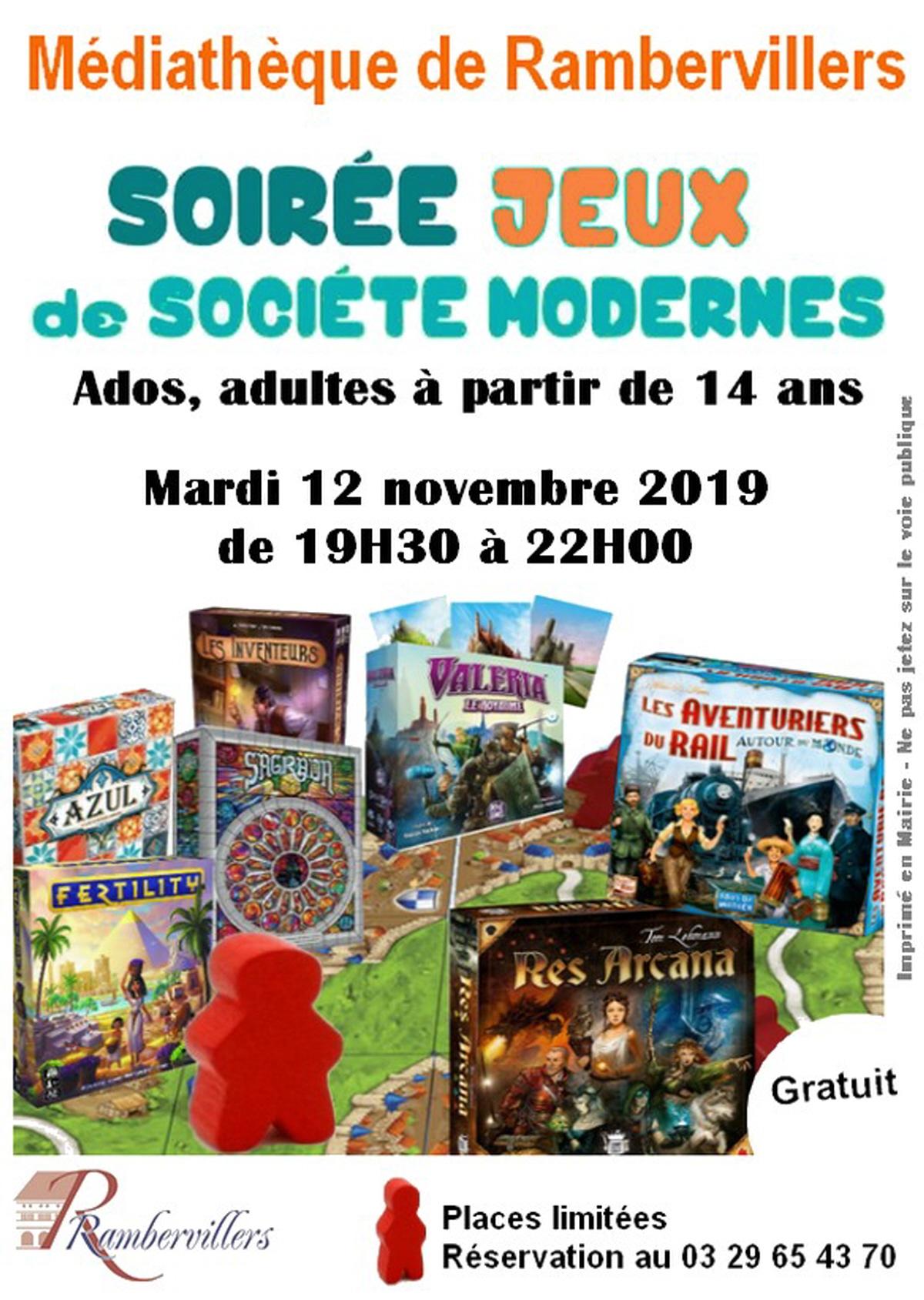 Jeux De Societe Modernes : Jeu De Societe A Rambervillers serapportantà Jeux Societe Gratuit
