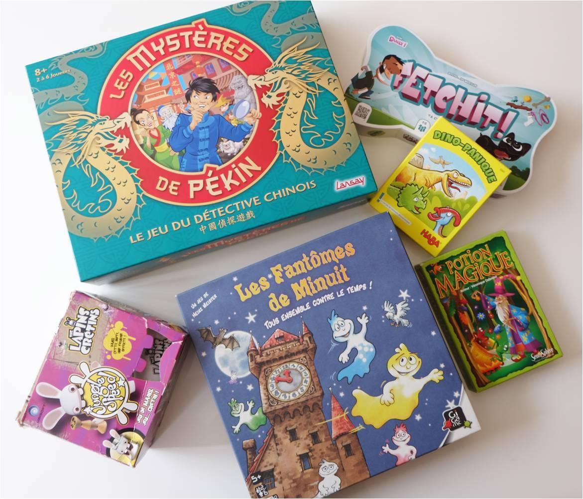 Jeux De Société Pour 7 - 8 Ans : Notre Top 10 ! - Lucky pour Jeux Intelligents Pour Enfants