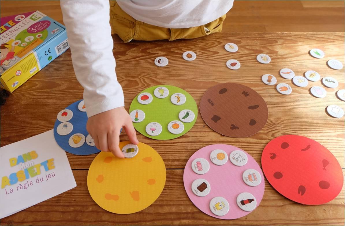 Jeux De Société Pour Les 3 - 4 Ans - Lucky Sophie, Blog intérieur Jeux Pour Enfant De 4 Ans