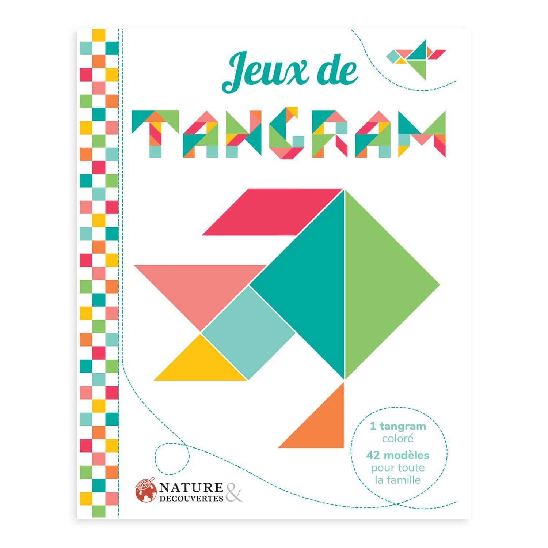 Jeux De Tangram tout Tangram Enfant