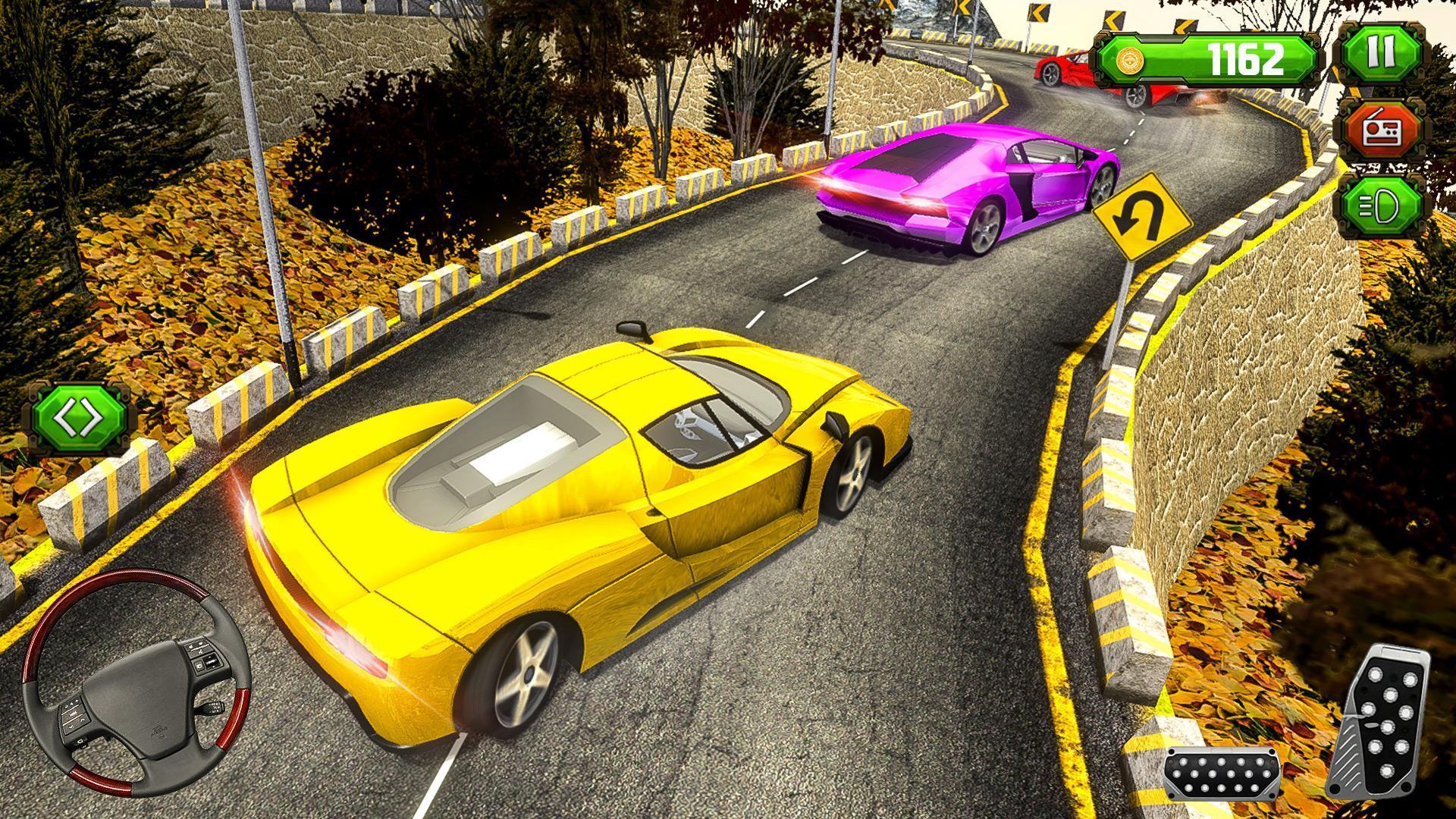 Jeux De Voiture 2020: Jeu De Course Automobile Pour Android pour Les Jeux De Voiture De Course