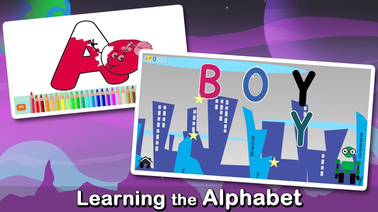 Jeux D'école Maternelle Pour Enfants 2 – Alphabet Pour encequiconcerne Jeux Alphabet Maternelle Gratuit