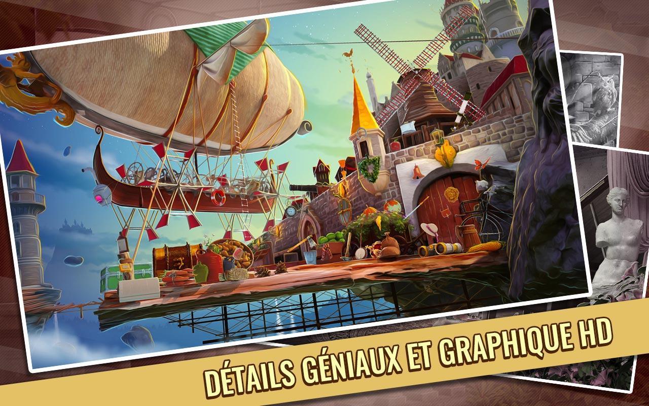 Jeux Des Differences Gratuit - Château Enchanté Pour Android concernant Jeux Des Differences Gratuit