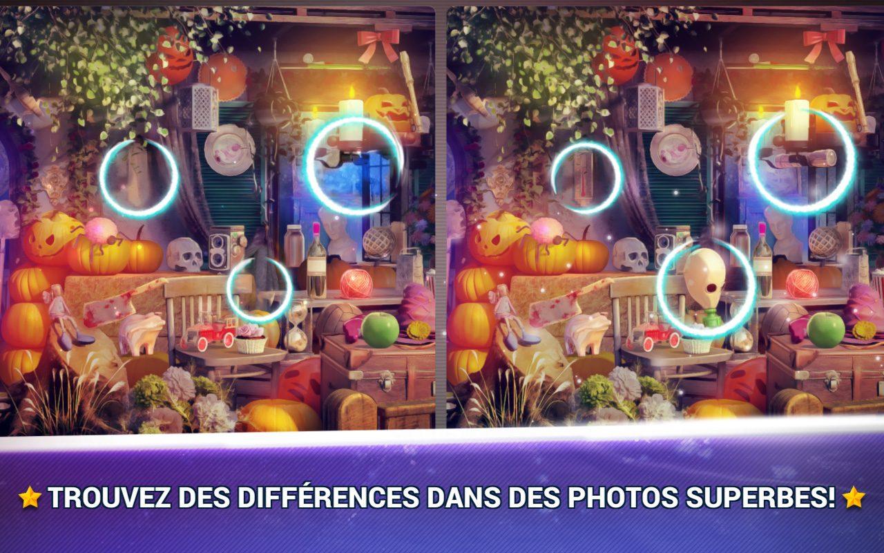 Jeux Des Erreurs Halloween – Jeux Des Différences Gratuit dedans Jeux Des Differences Gratuit