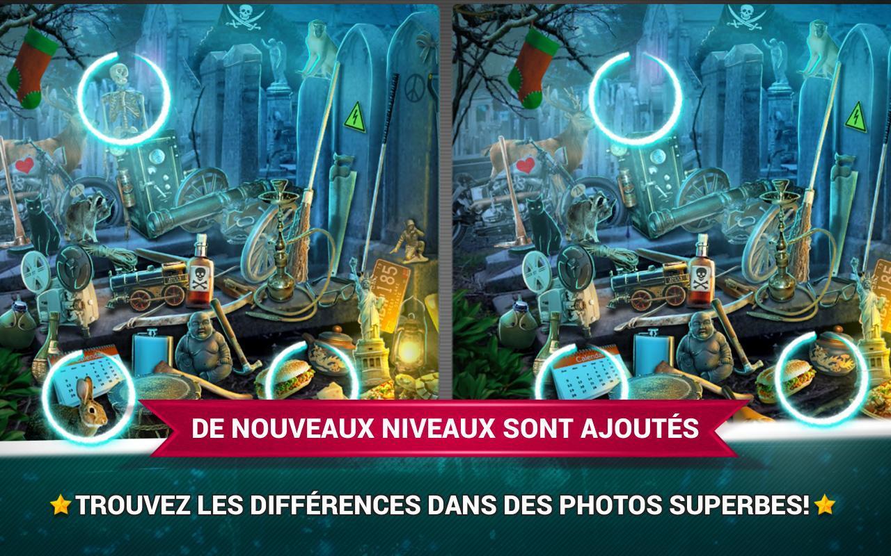 Jeux Des Erreurs Maison Hantée: Jeux De Différence Pour concernant Jeux De La Différence