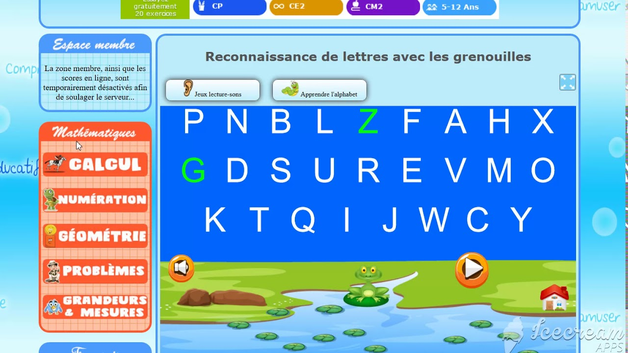 Jeux Educatif Maternelle Francais 2 concernant Jeux Educatif Gratuit 2 Ans