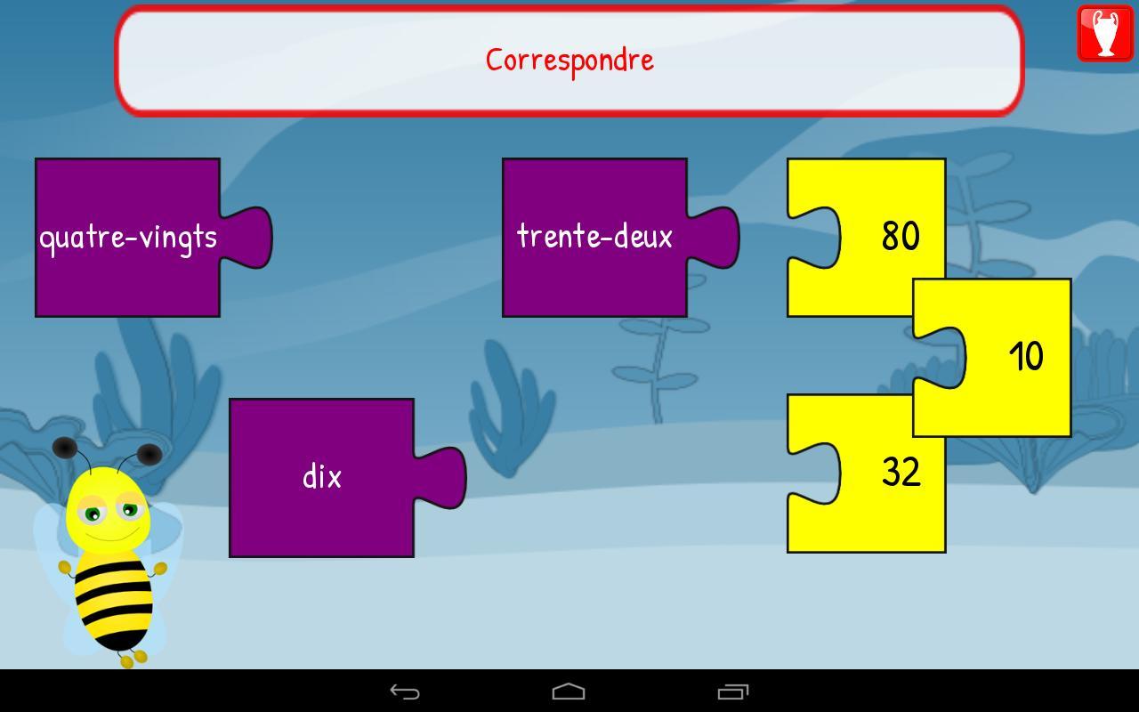 Jeux Éducatifs Enfants Cp Ce1 Pour Android - Téléchargez L'apk pour Jeux Educatif Ce1