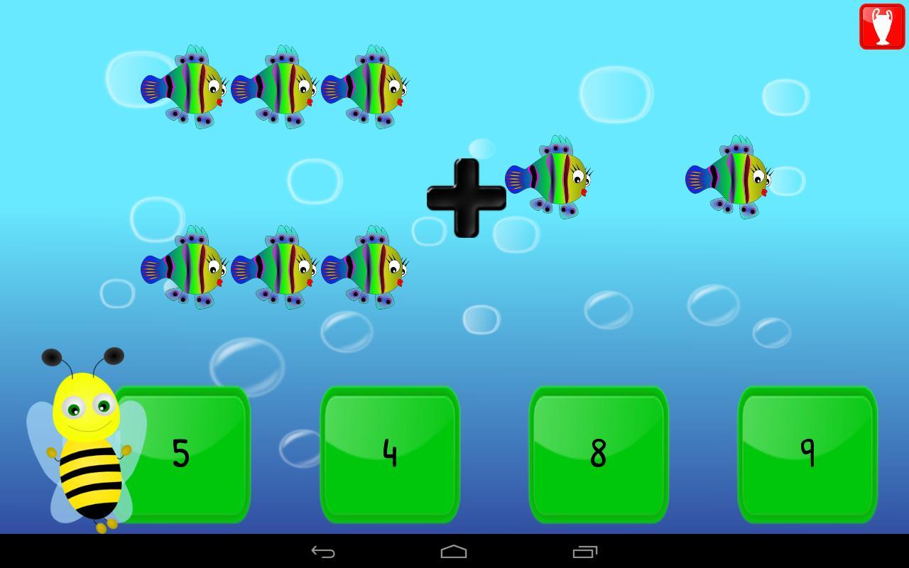 Jeux Éducatifs Enfants Cp Ce1 Pour Android - Téléchargez L'apk serapportantà Jeux Enfant Cp
