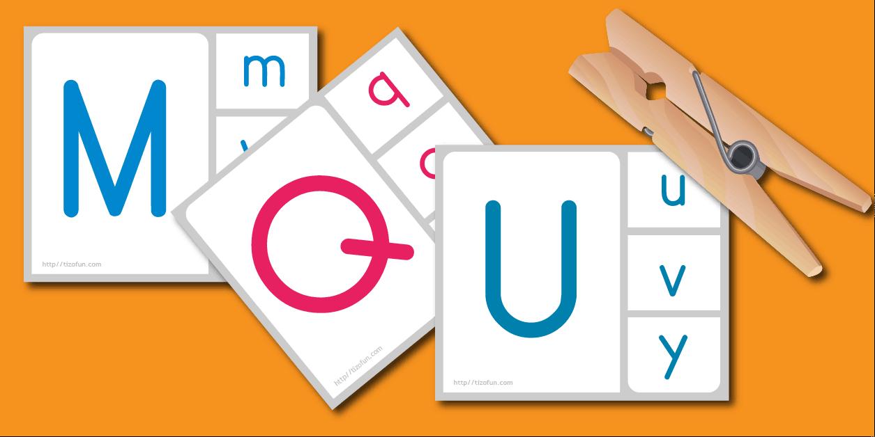 Jeux En Ligne Cartes De Correspondance Majuscule Minuscule avec Jeux Grande Section Maternelle Gratuit En Ligne