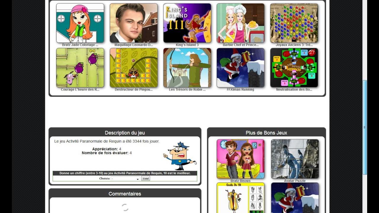 Jeux En Ligne Gratuits, Jeux Pour Enfants, Jeux Pour Toute La Famille! destiné Jeux Pour Enfan Gratuit