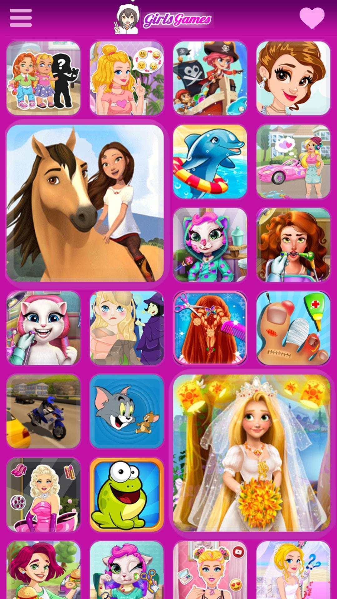 Jeux Fille For Android - Apk Download dedans Puzzle Gratuit Pour Fille De 3 Ans