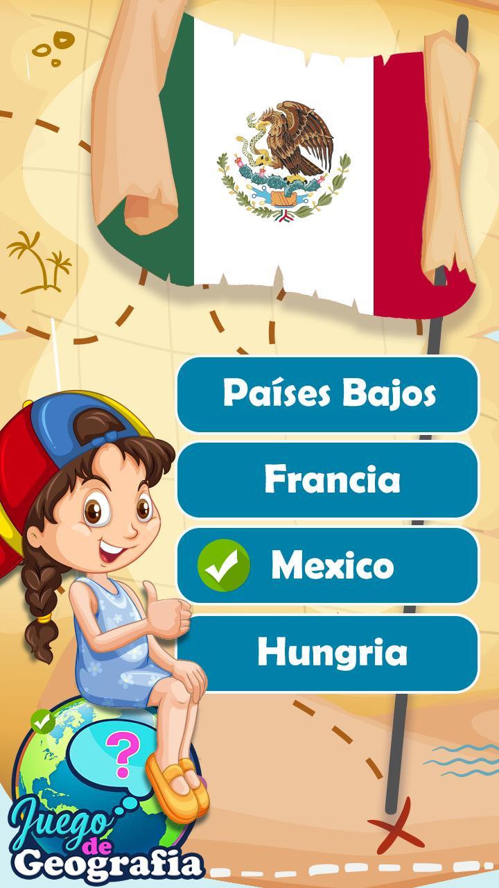 Jeux Géographique - Carte Du Monde Pour Android encequiconcerne Jeux Géographique