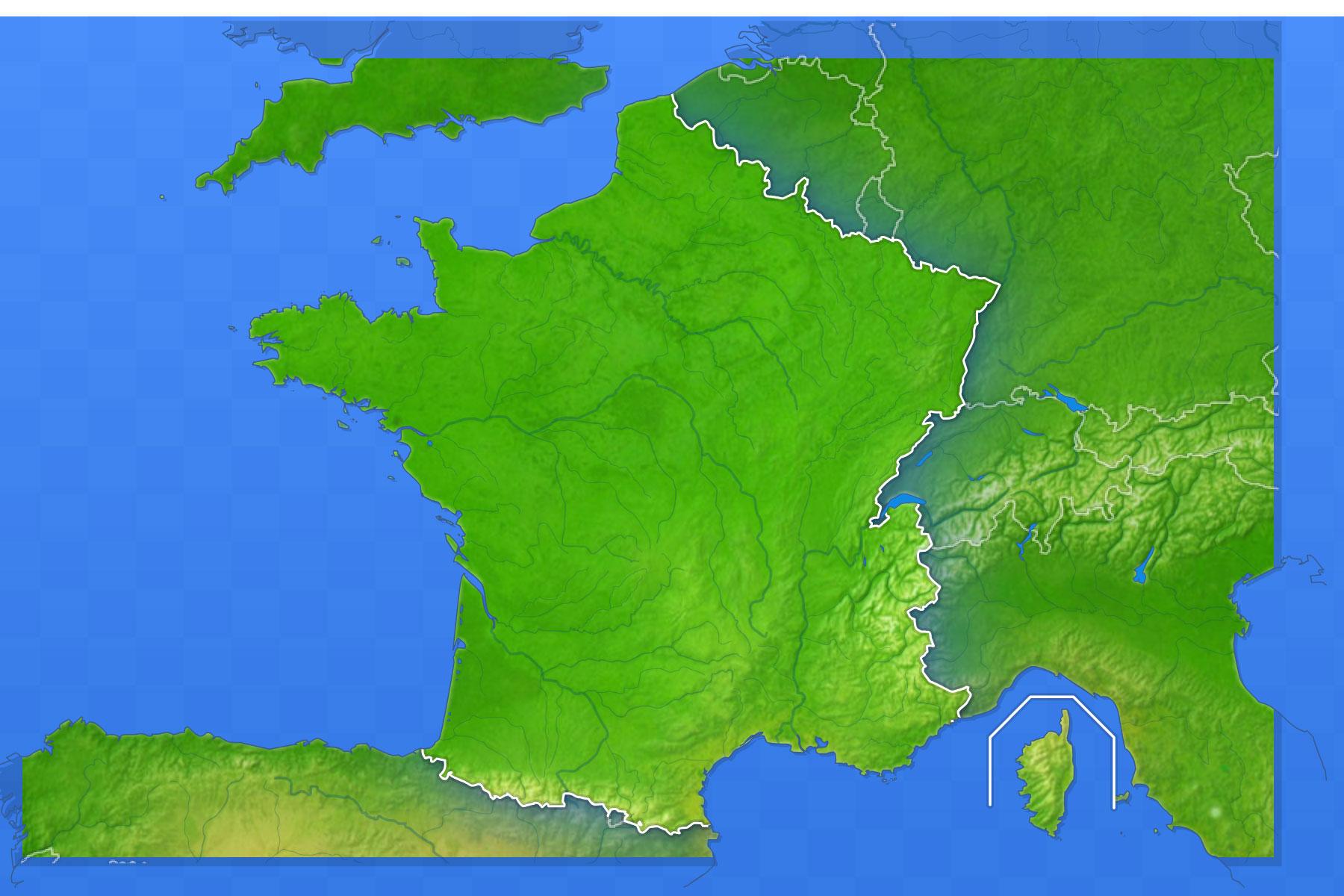 Jeux-Geographiques Jeux Gratuits Jeu Villes De France avec Jeux Des Départements Français
