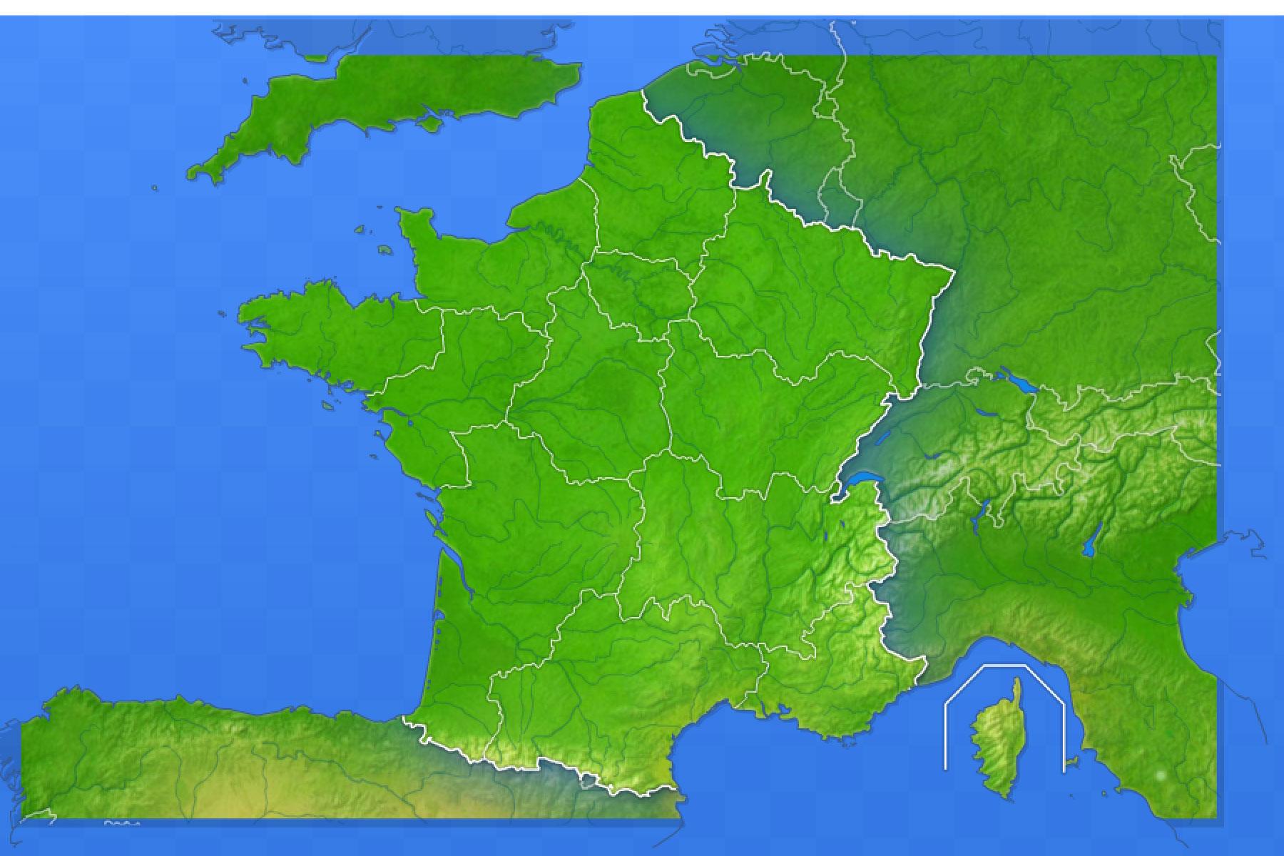 Jeux-Geographiques Jeux Gratuits Jeu Villes De France Junior destiné Quiz Régions De France