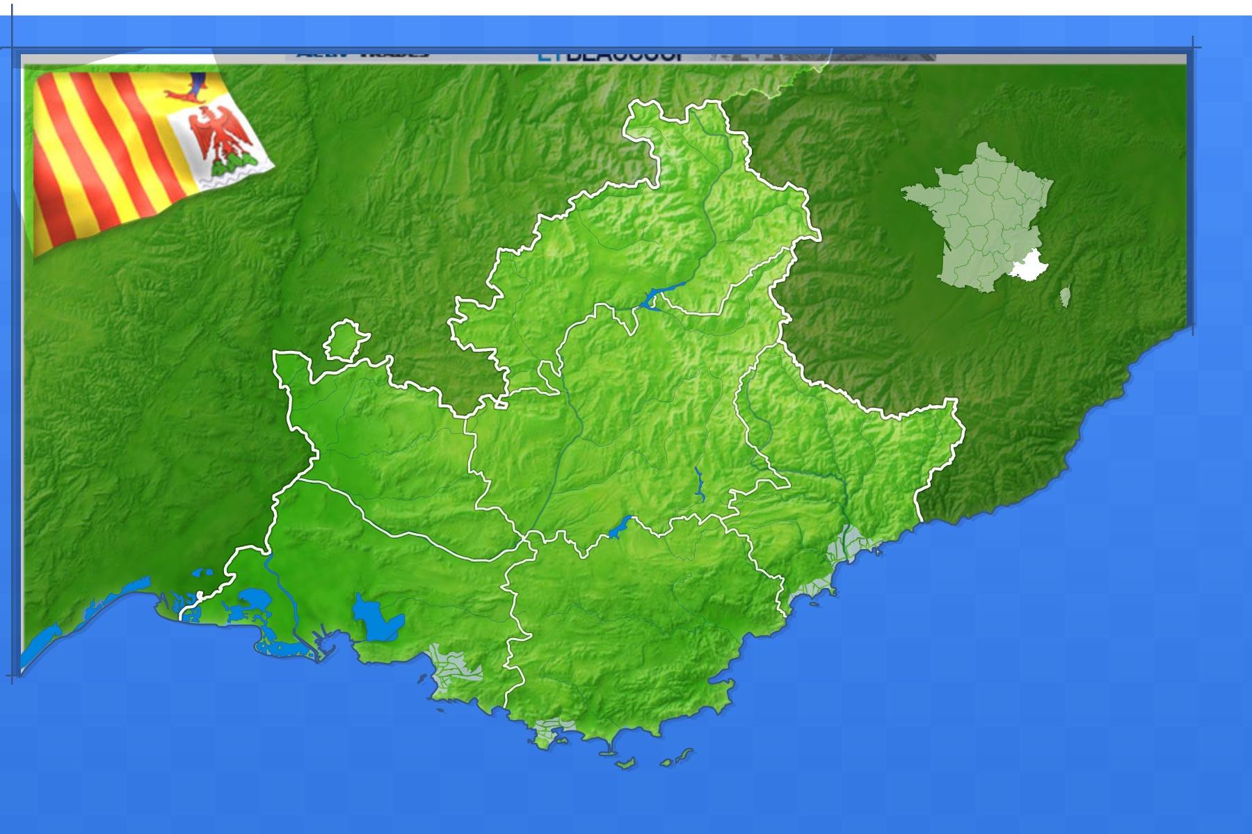 Jeux-Geographiques Jeux Gratuits Villes De Provence dedans Jeux Géographique