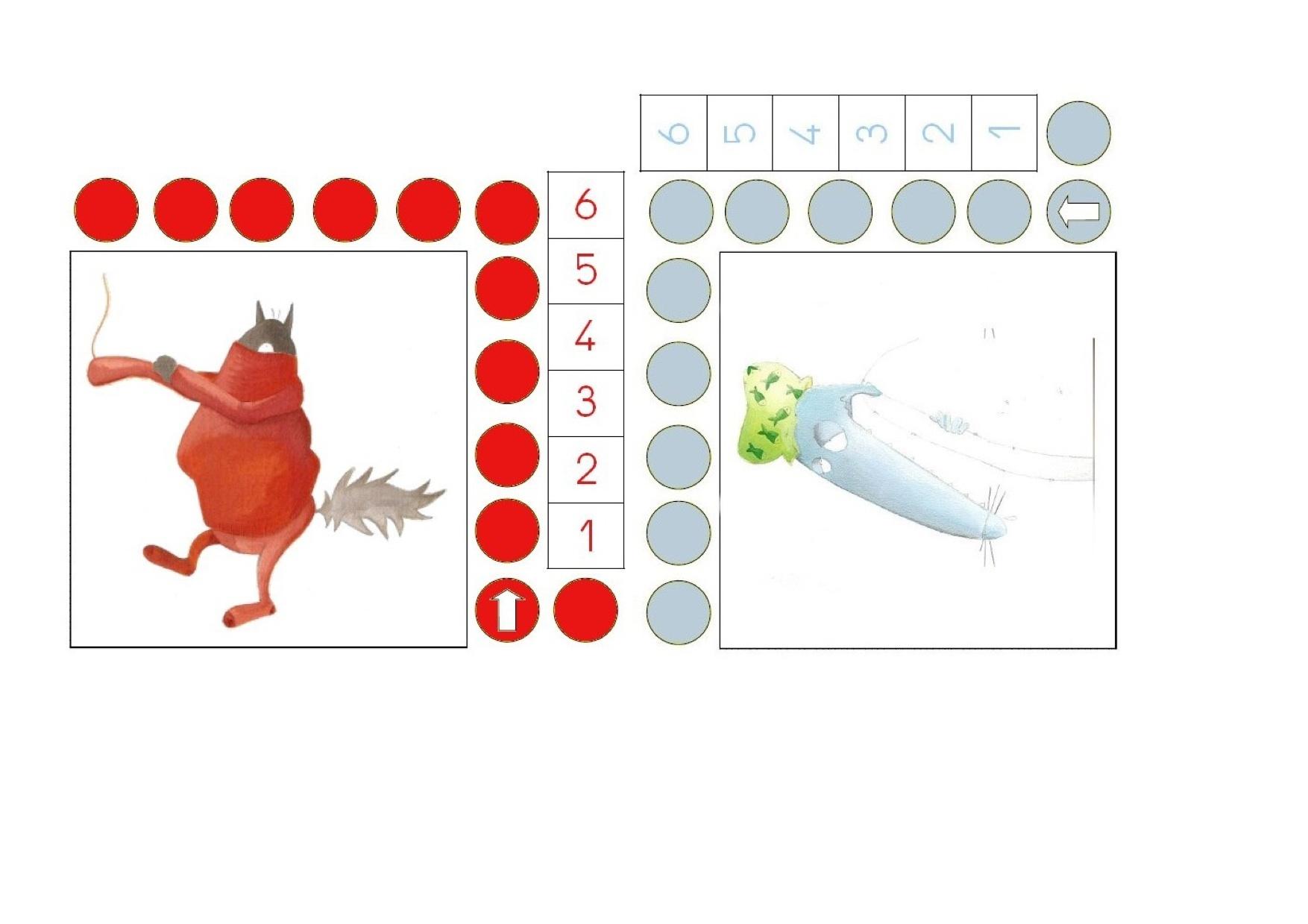Jeux Loup – Une Instit De Plus dedans Jeux De Maternelle À Imprimer