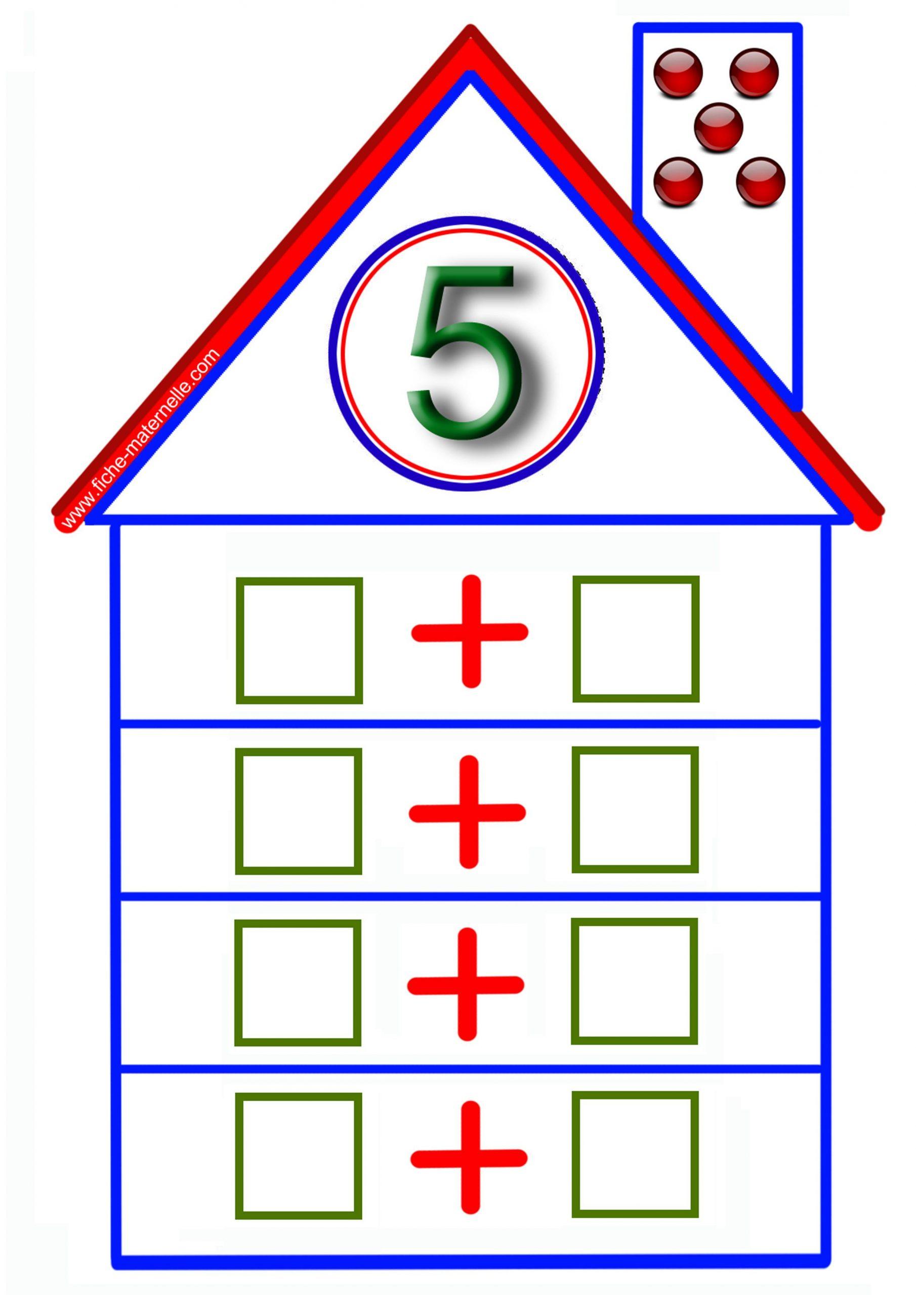 Jeux Mathématiques En Maternelle | Jeux Mathématiques dedans Jeux De Matematique