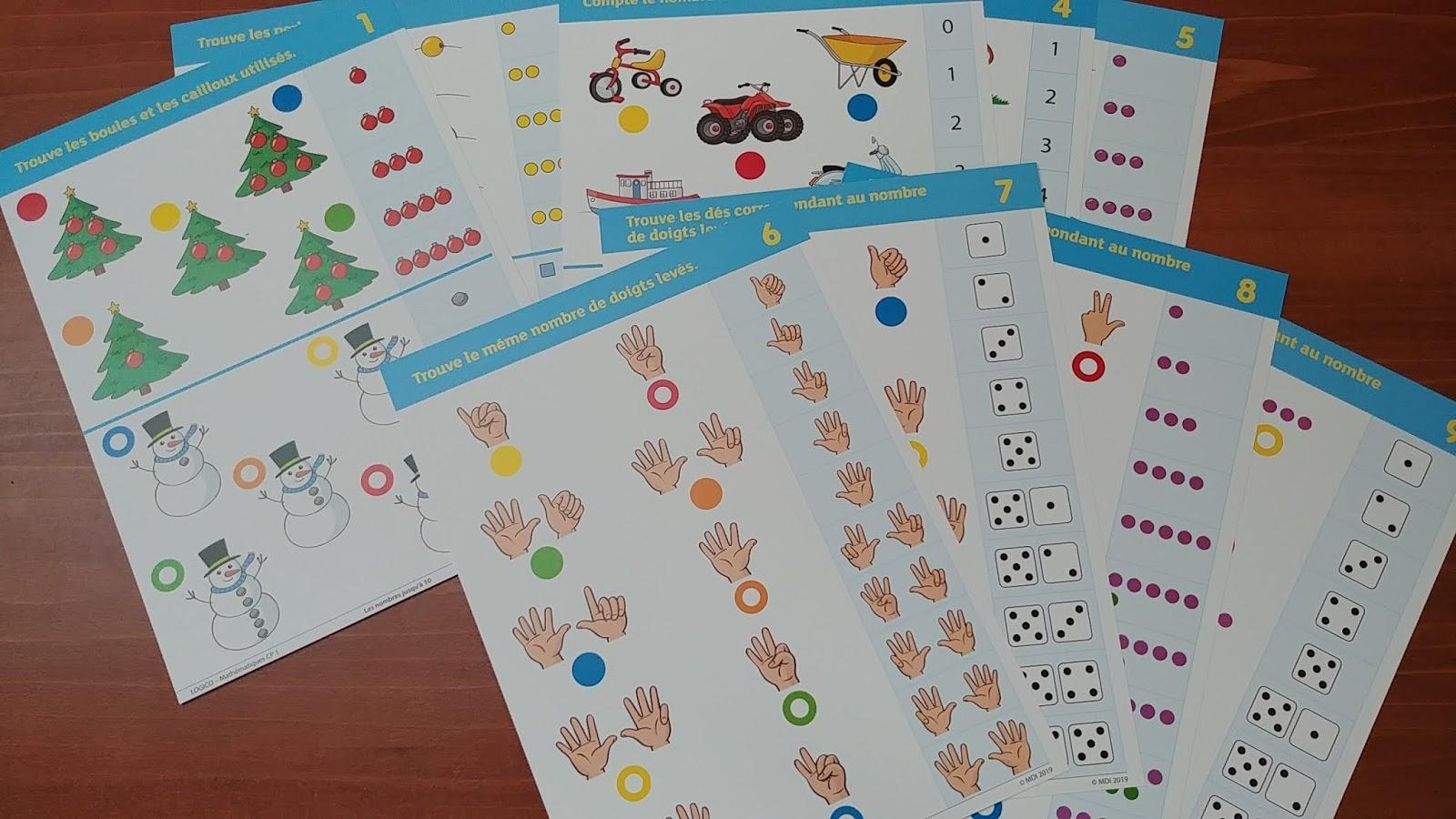Jeux Maths - Le Petit Cartable De Sanleane à Jeux Maternelle Grande Section En Ligne