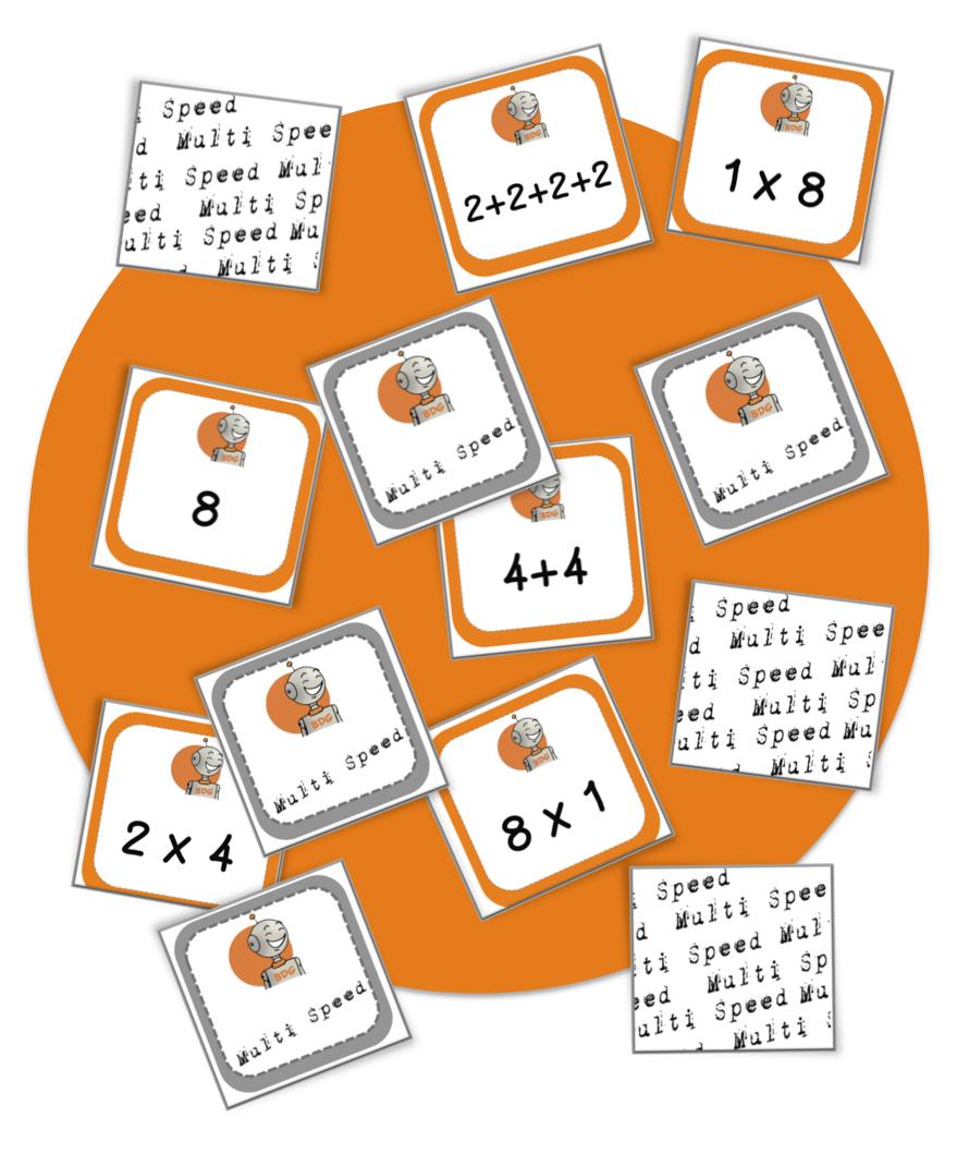 Jeux Maths: Multi Speed :la Multiplication | Bout De Gomme encequiconcerne Tables De Multiplication Jeux À Imprimer