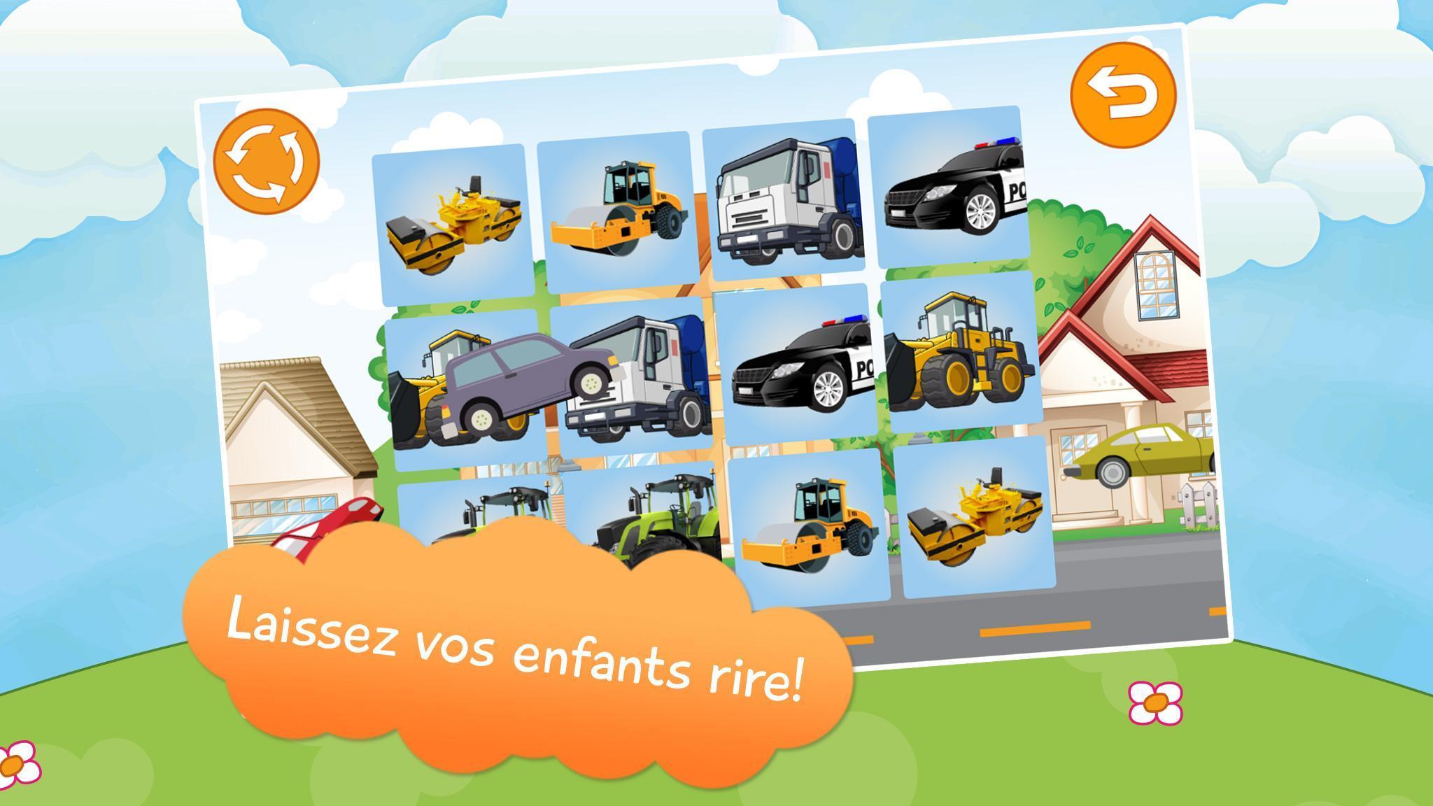 Jeux Mémoire Voitures Gratuit Pour Android - Téléchargez L'apk à Jeux De Memoire Gratuit Pour Enfant
