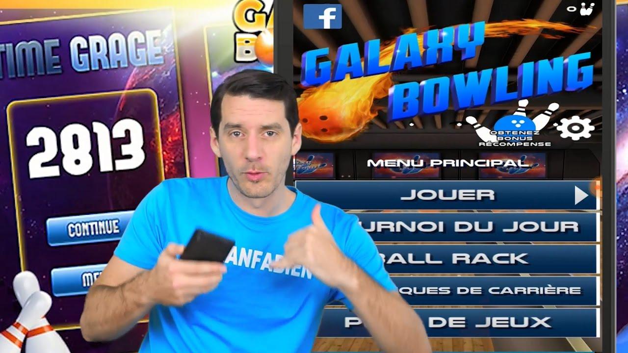 Jeux Mobile Galaxy Bowling (Jeu Bowling Gratuit) encequiconcerne Jeux Gratuits De Bowling