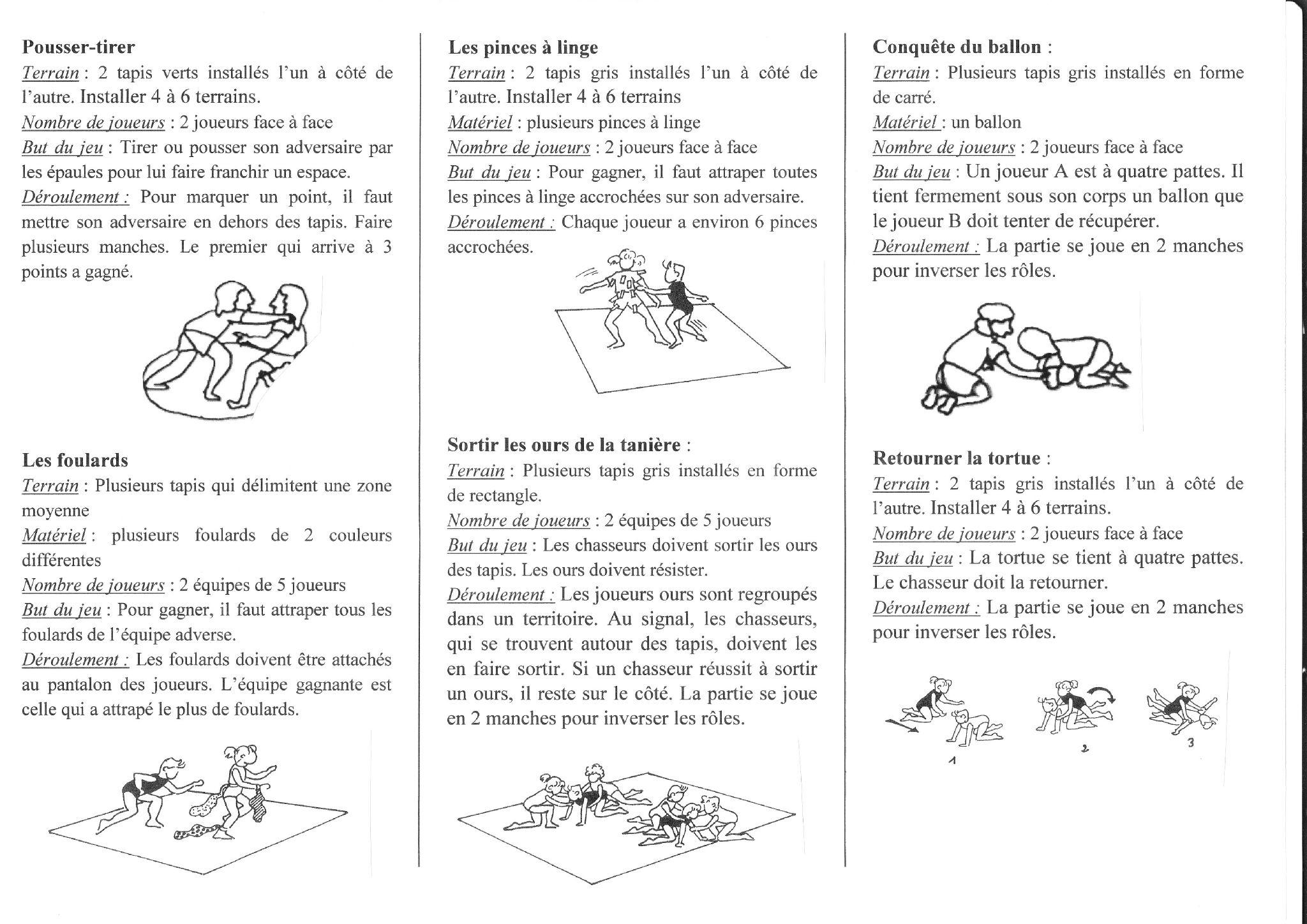 Jeux Opposition Maternelle | Jeux D Opposition, Jeux De serapportantà Jeux Ludique Maternelle