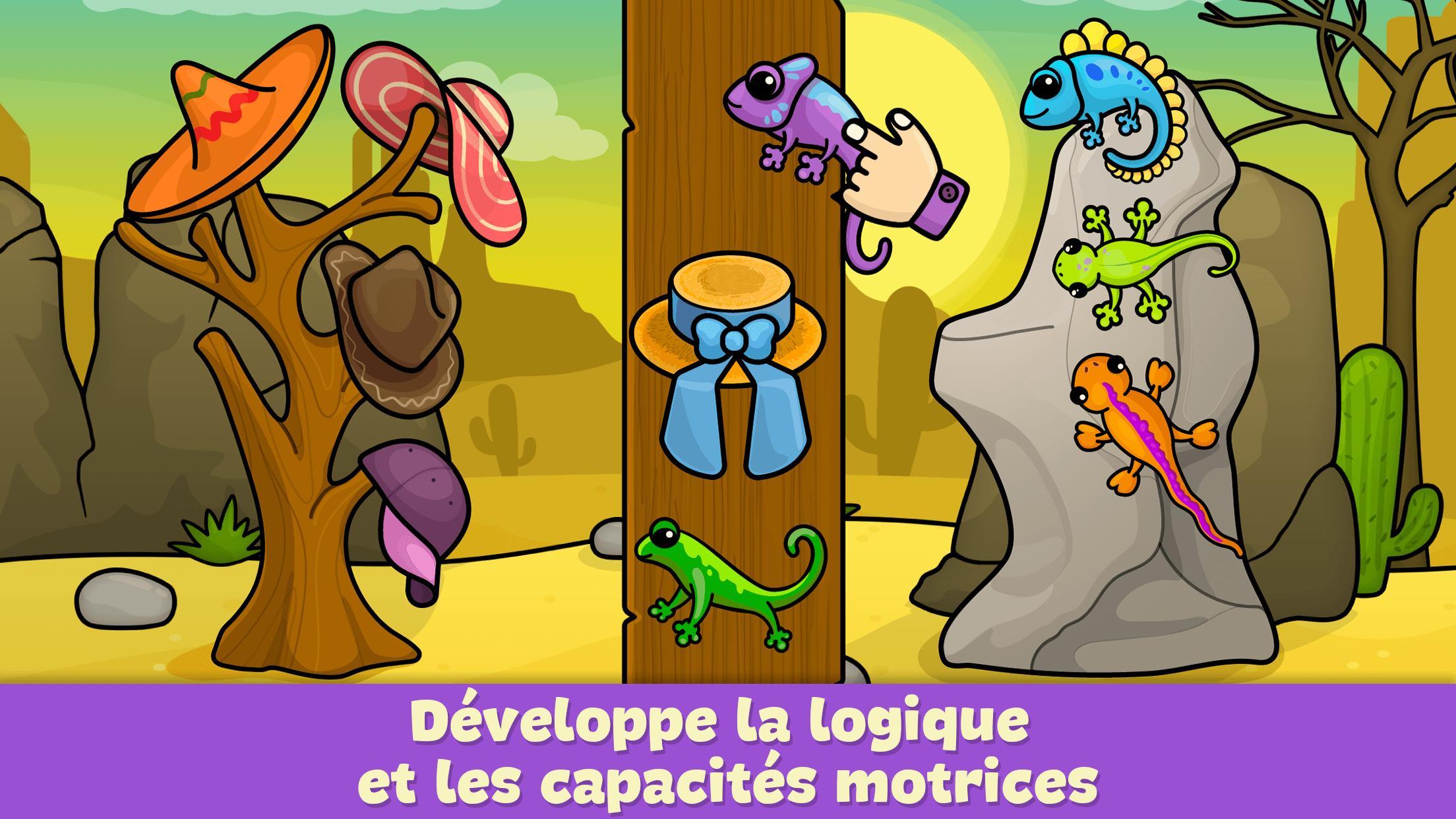 Jeux Pour Enfants 2 - 5 Ans Pour Android - Téléchargez L'apk à Jeux Bébé 2 Ans Gratuit A Telecharger