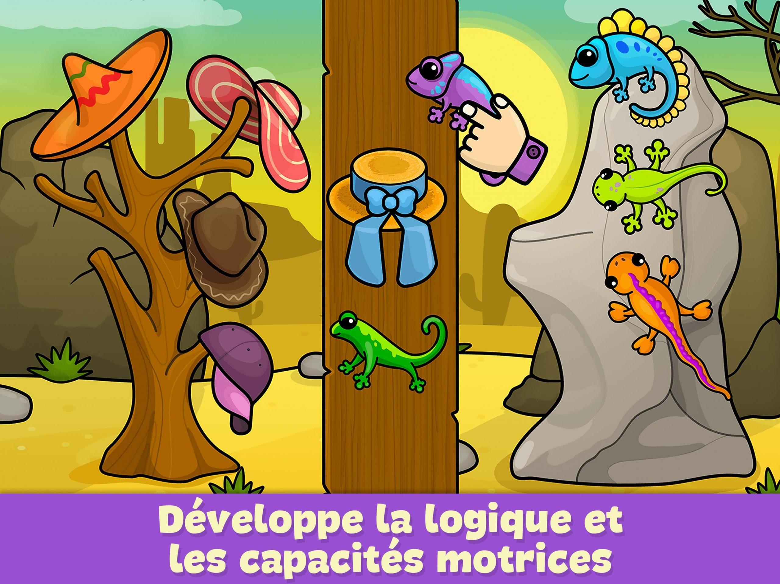 Jeux Pour Enfants 2 - 5 Ans Pour Android - Téléchargez L'apk concernant Jeux Educatif Gratuit Pour Fille De 5 Ans