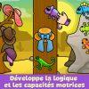 Jeux Pour Enfants 2 - 5 Ans Pour Android - Téléchargez L'apk dedans Jeux Educatif Gratuit 4 Ans