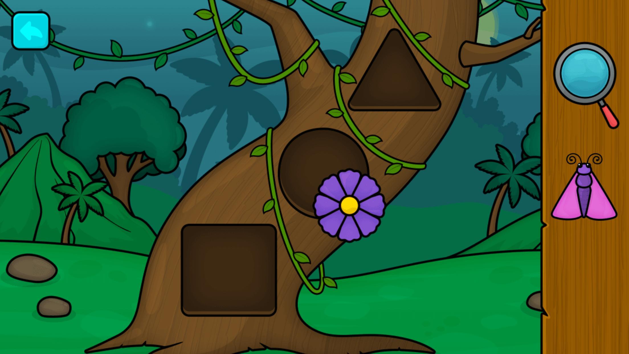 Jeux Pour Enfants 2 - 5 Ans Pour Android - Téléchargez L'apk intérieur Jeux De Fille 4 Ans Gratuit