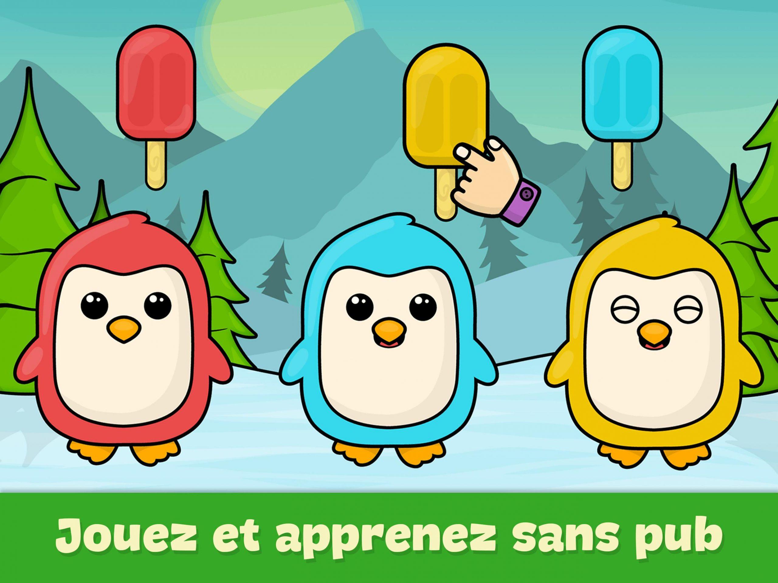 Jeux Pour Enfants 2 - 5 Ans Pour Android - Téléchargez L'apk intérieur Jeux Educatif Gratuit Pour Fille De 5 Ans