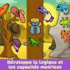 Jeux Pour Enfants 2 - 5 Ans Pour Android - Téléchargez L'apk tout Jeux Educatif Gratuit 4 Ans