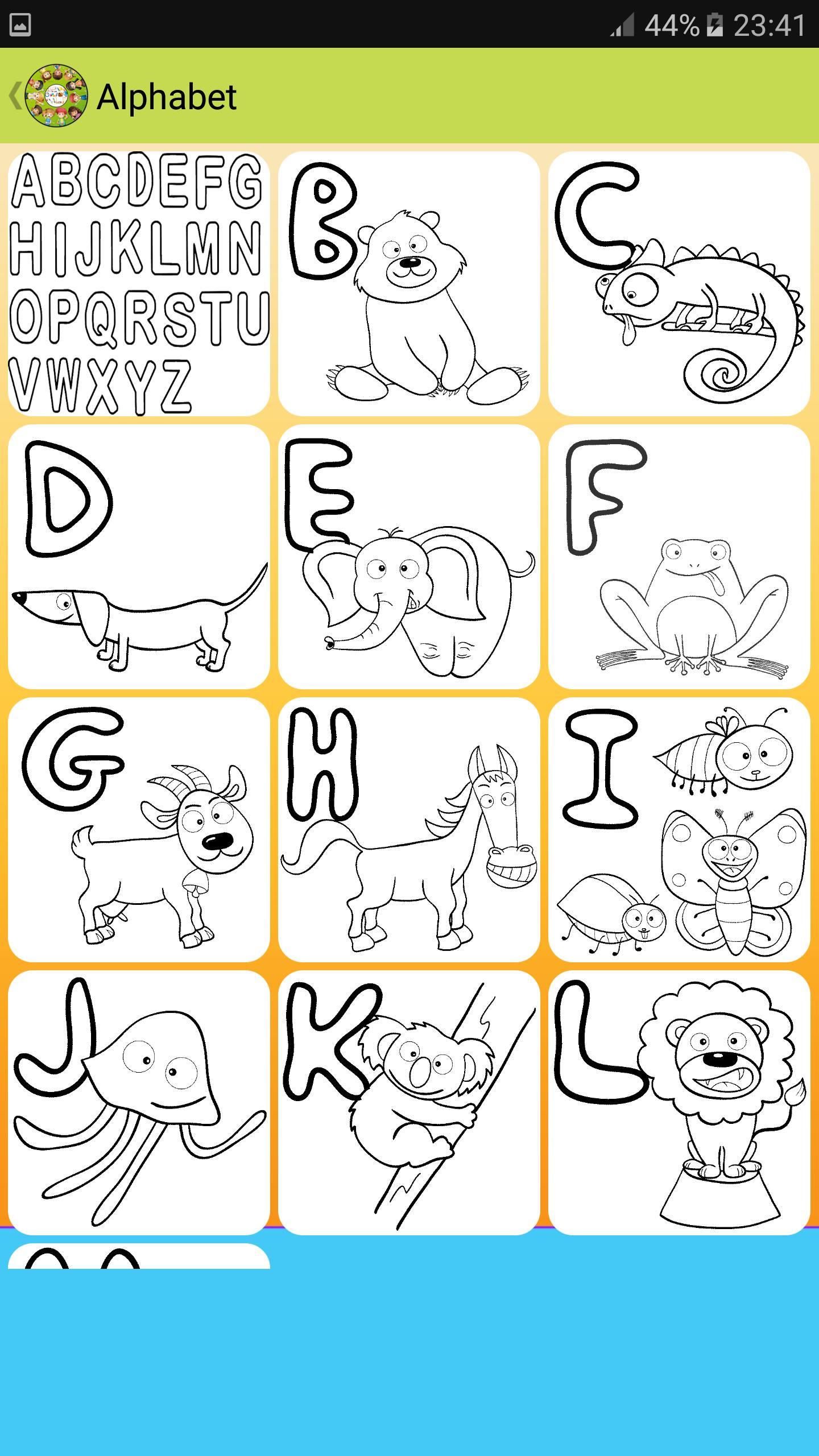 Jeux Pour Enfants For Android - Apk Download concernant Jeux Pour Enfan
