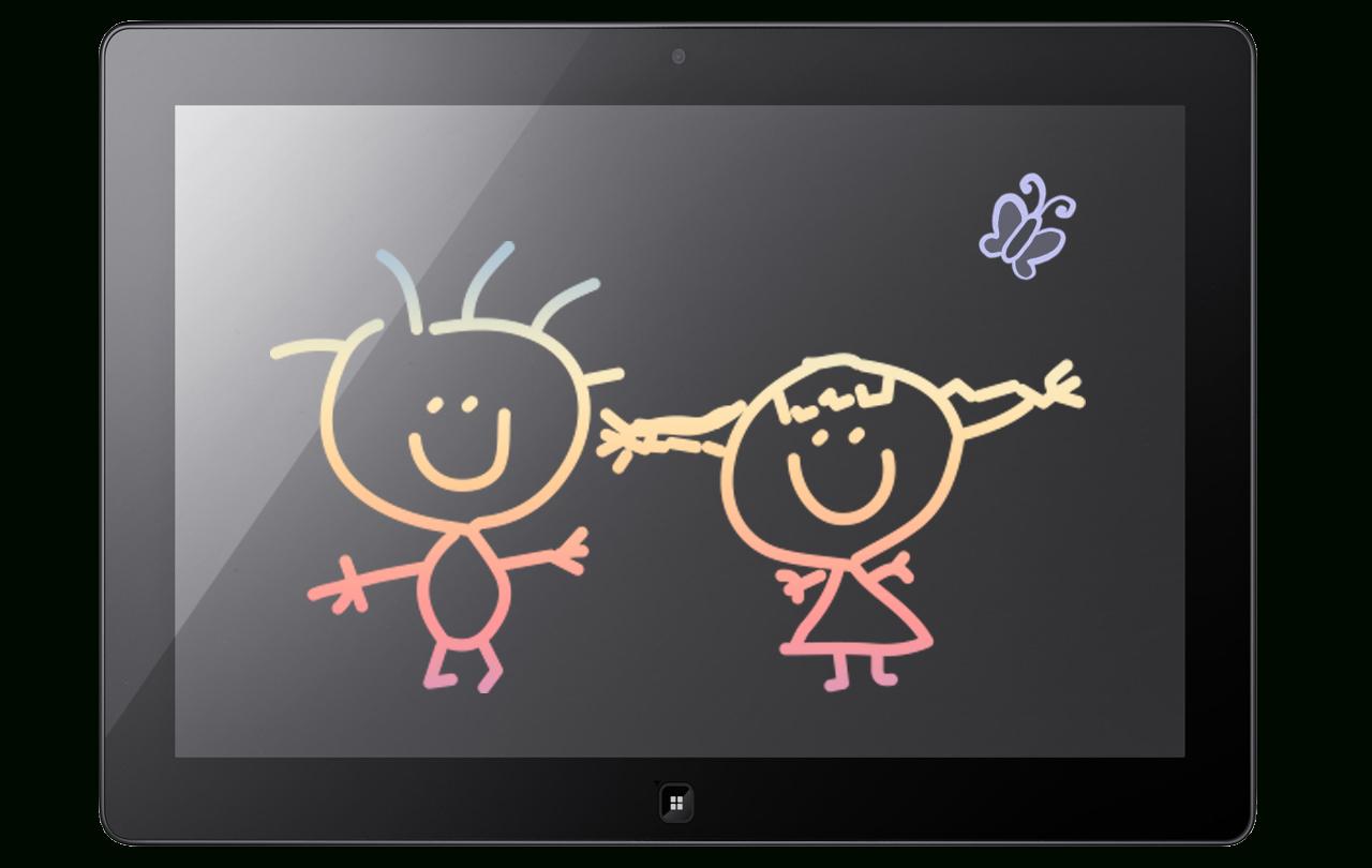 Jeux Pour Les 3-5 Ans - Mes Jeux Tablettes Enfants - Tous avec Tablette Enfant Fille