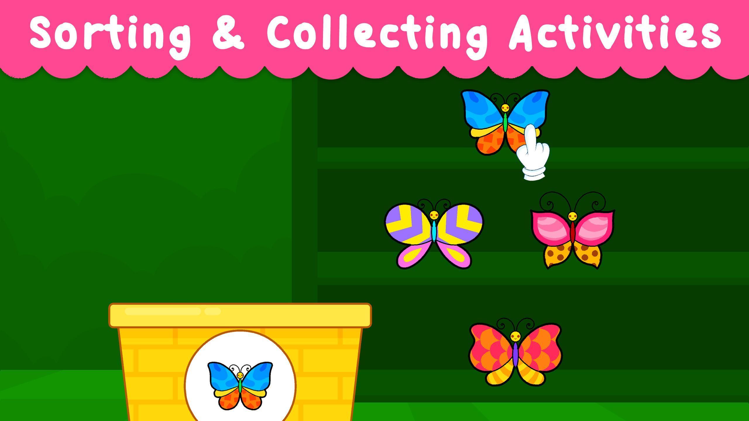 Jeux Pour Les Tout-Petits De 2 Et 3 Ans Pour Android avec Jeux Pour Tout Petit