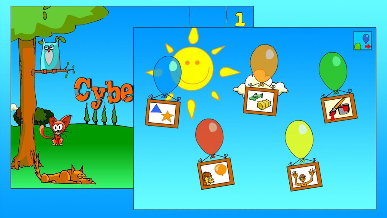 Jeux Pour Tout-Petits 1 Pour Android - Téléchargez L'apk concernant Jeux Pour Tout Petit