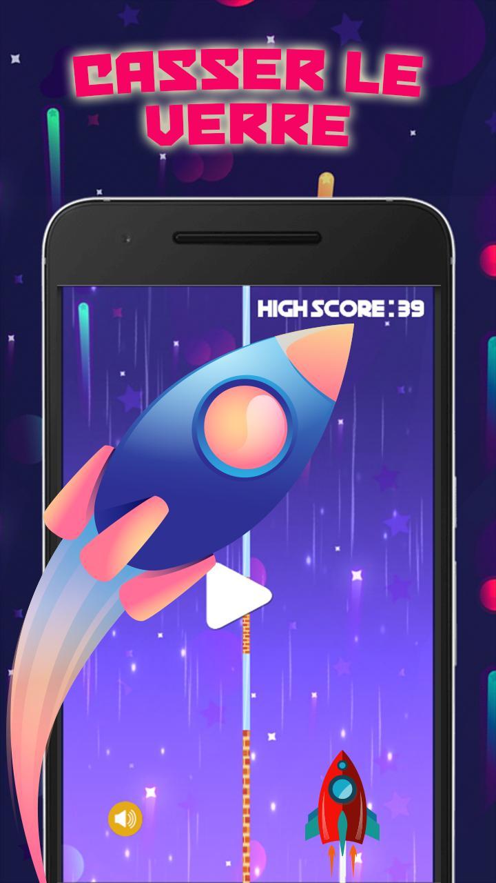 Jeux Rocket Gratuit: Line Break Défi Pour Android dedans Jeu De Casse Brique Gratuit
