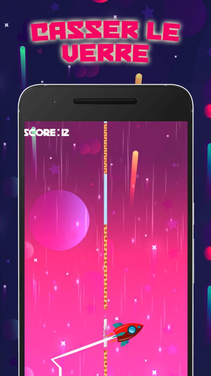 Jeux Rocket Gratuit: Line Break Défi Pour Android encequiconcerne Jeu De Casse Brique Gratuit