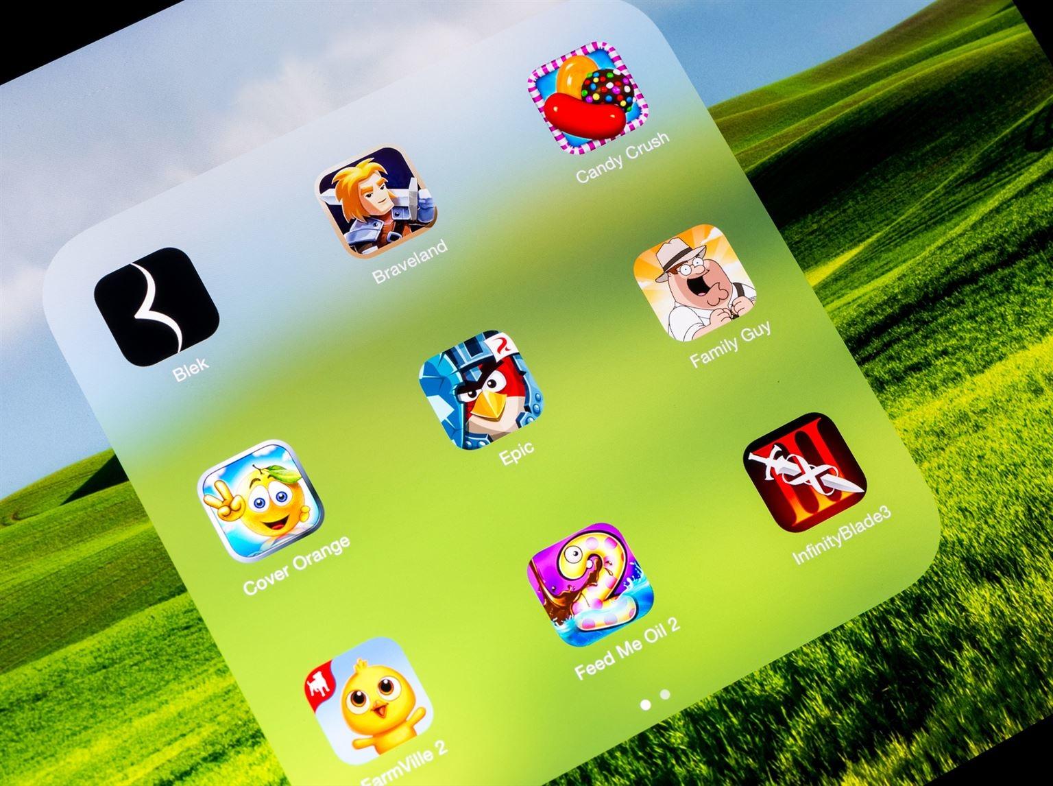 Jeux Sur Tablette: 64 Choix Pour Enfants | Protégez-Vous.ca intérieur Jeu Gratuit Enfant 7 Ans