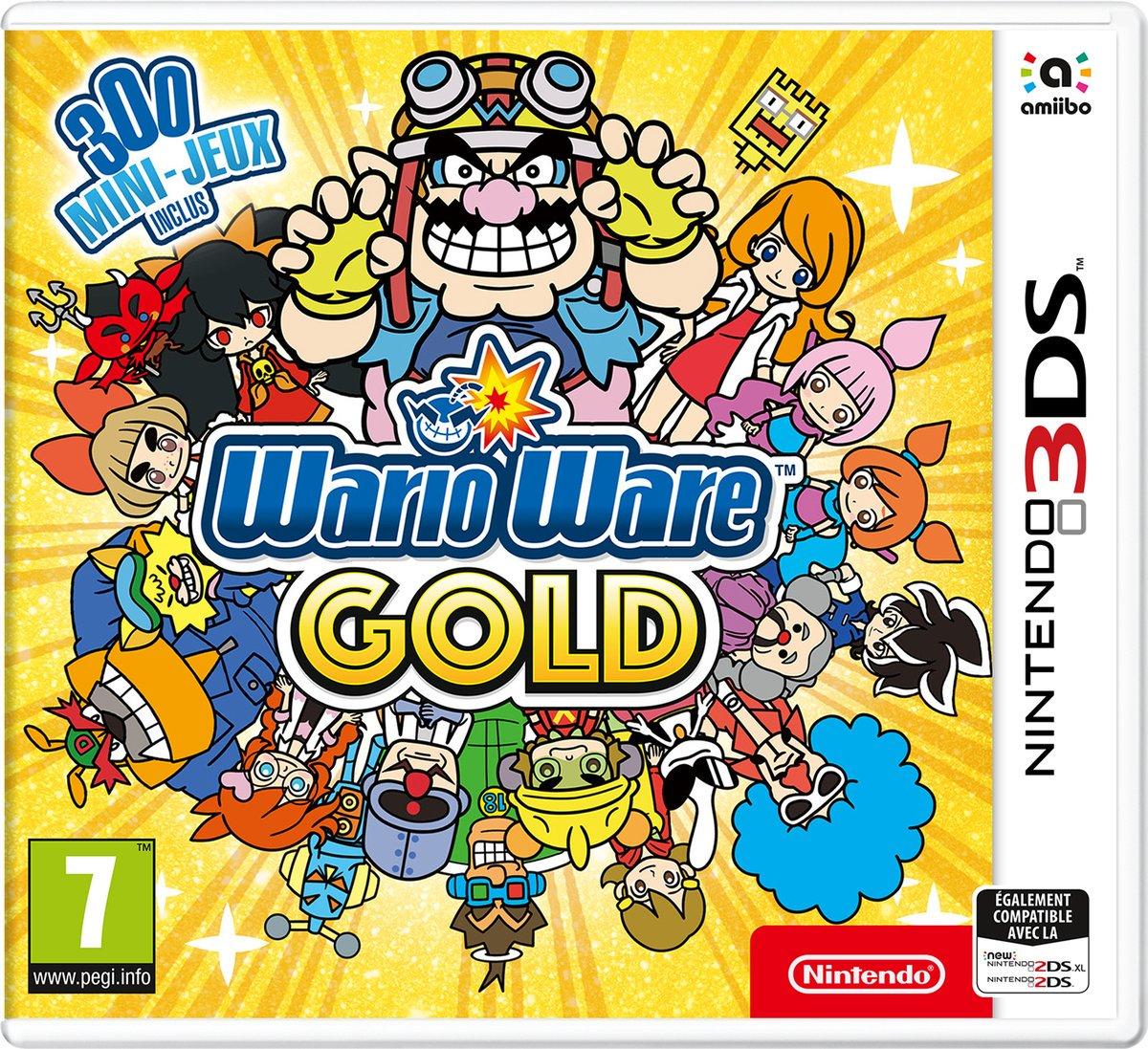 """Jeuxvideo On Twitter: """"wario Est De Retour : Nintendo A intérieur Jeux Video 5 Ans"""