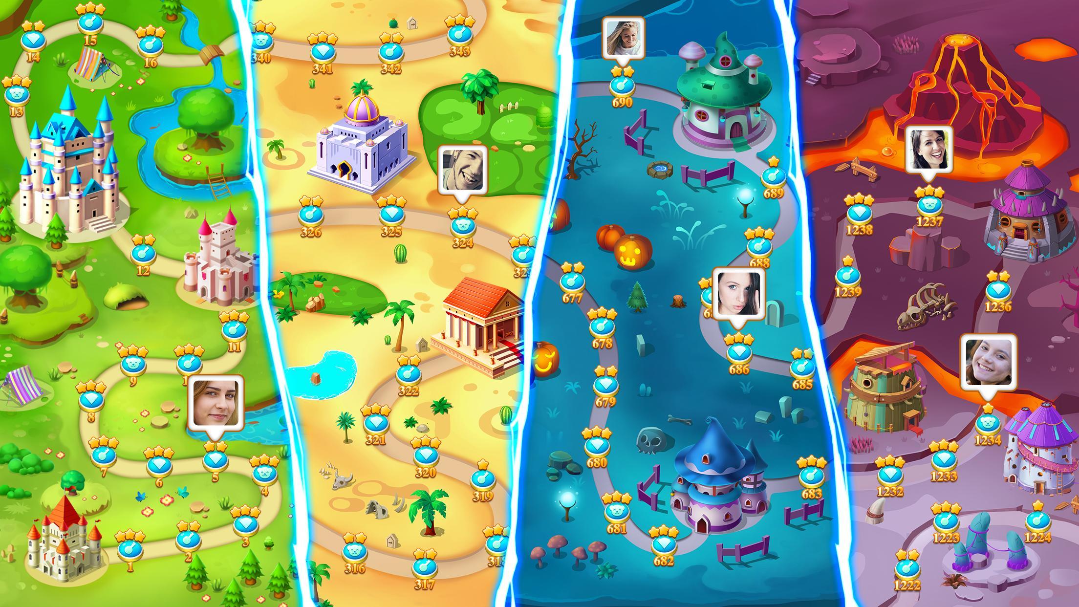 Jewels Legend - Jeux Gratuit Sans Wifi Pour Android intérieur Jeux Gratuits En Français Sans Inscription Et Sans Téléchargement