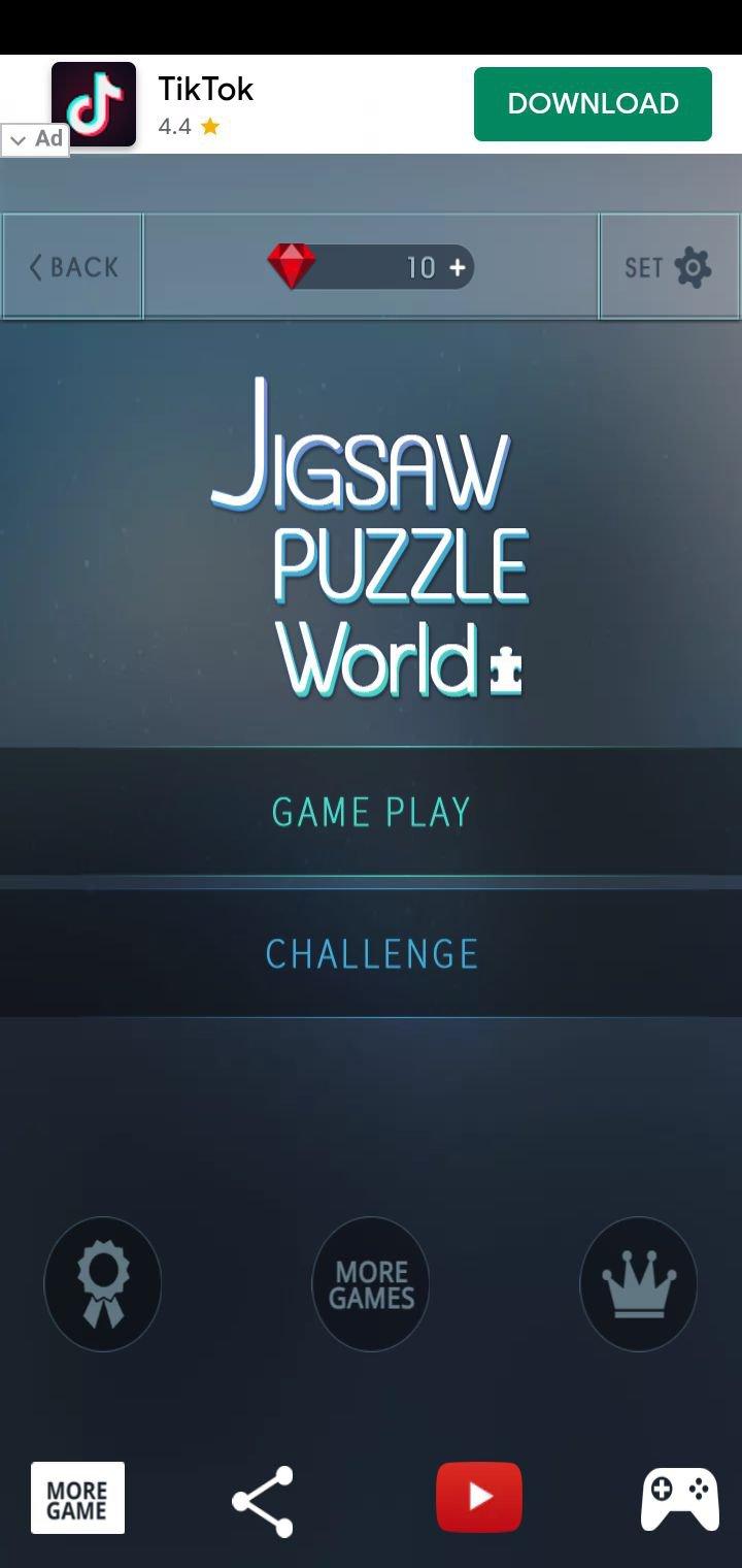 Jigsaw Puzzle World 2020.01.06 - Télécharger Pour Android tout Puzzles Gratuits Sans Téléchargement