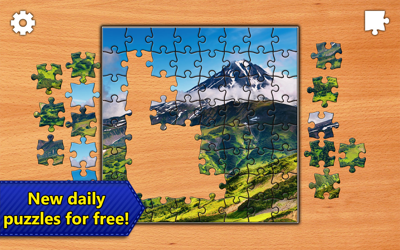 Jigsaw Puzzles Epic For Iphone, Ipad, Android - Kristanix Games concernant Puzzle Gratuit 3 Ans