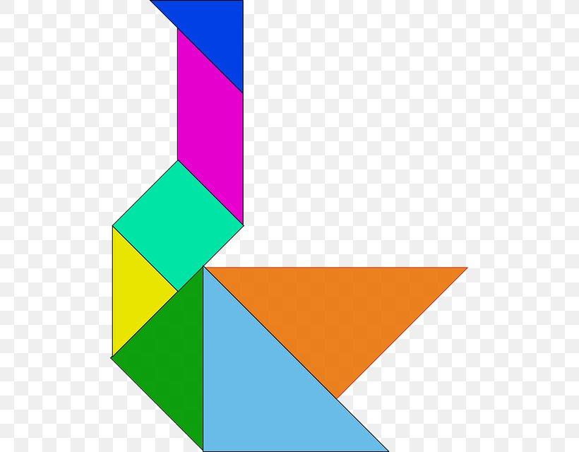 Jigsaw Puzzles Puzz 3D Tangram Set, Png, 507X640Px, Jigsaw à Tangram Chat