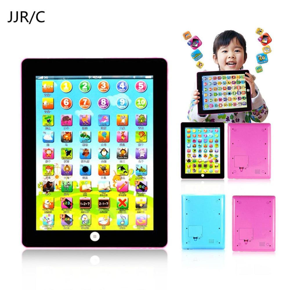 Jjr/c Bon Cadeau Tablette Pad Ordinateur Pour Enfant Enfants tout Ordinateur Educatif Enfant