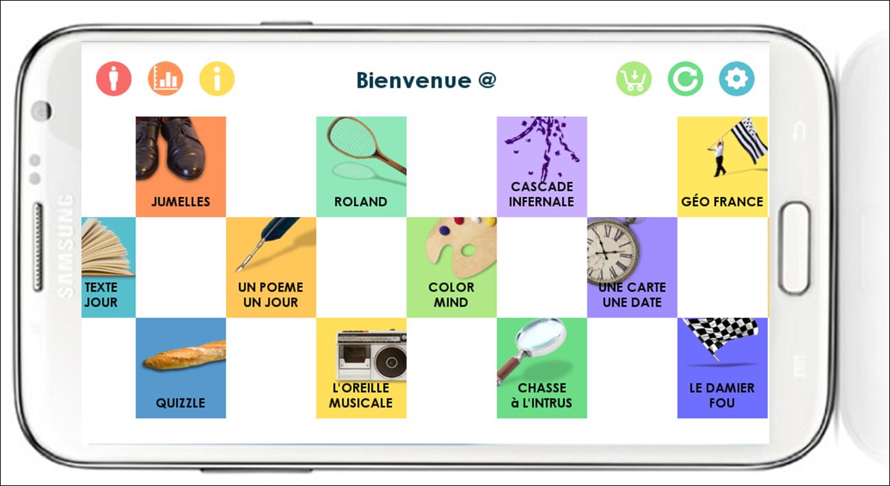 Joe, Des Jeux De Mémoire Sur Votre Téléphone avec Jeux De Mimoire