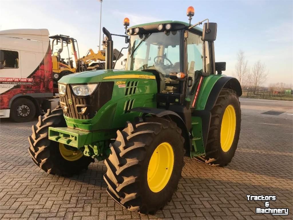 John Deere 6130M Command Quad Plus Eco Traktor Tractor Tracteur Tractors In  Esbeek - Netherlands (The) - New Demo Used Second Hand Or Occasions intérieur Image Tracteur John Deere
