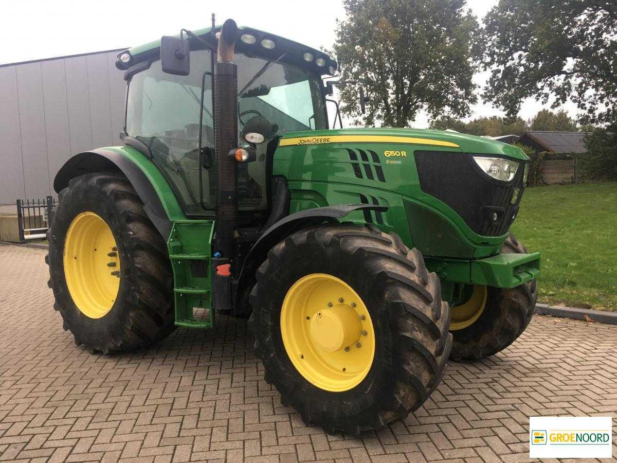 John Deere 6150R Aq+ Premium Traktor Tractor Tracteur Tarım Traktör —  4187111 serapportantà Image Tracteur John Deere