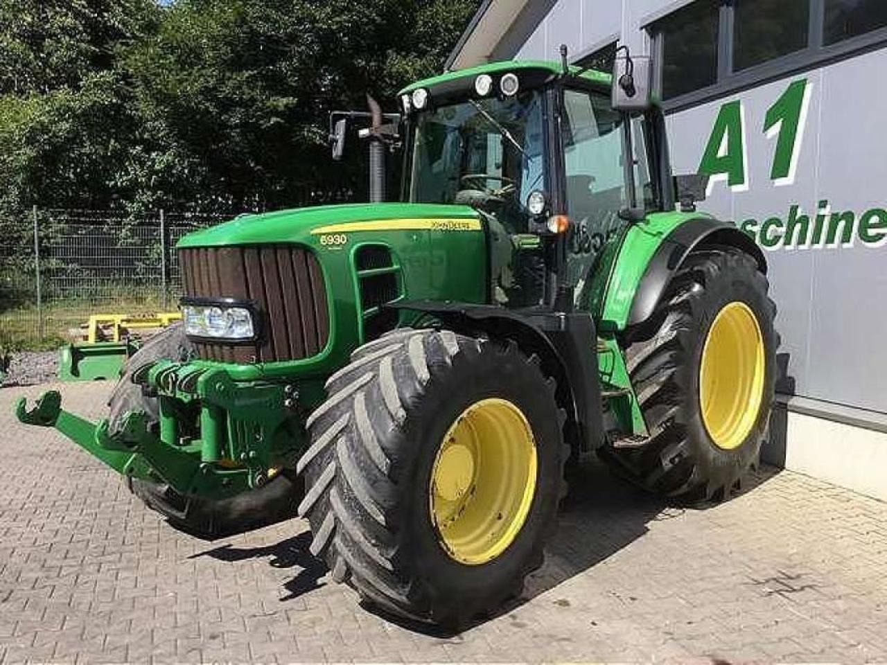 John Deere 6930 Premium Tarım Traktör — 3846000 avec Image Tracteur John Deere