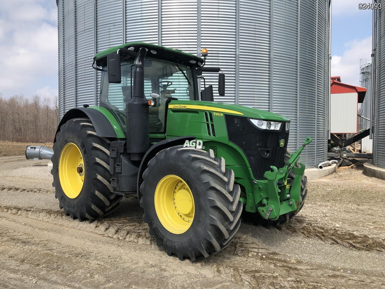 John Deere 7310R Tracteur Vendu!! concernant Image Tracteur John Deere